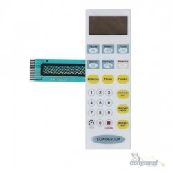 Membrana Microondas Home Leader 30PX60 30Litros